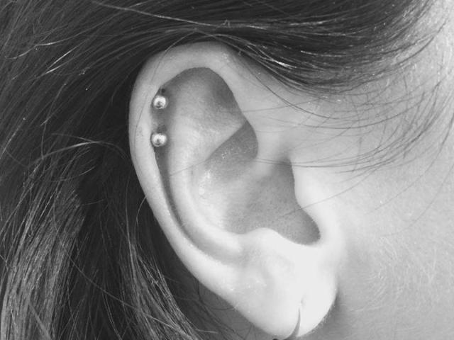 perçage, piercing, jewelry