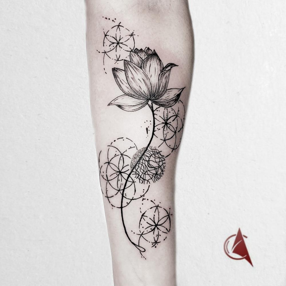 black tattoo, black art, tattoo, tatouage, black lines